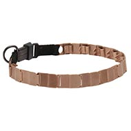 Curogan Dog Collar with Lock, Neck Tech Dog Collar Herm Sprenger
