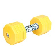 "Adjustable Dumbbell for Dogs ""Strength and Power"" 2 kg"