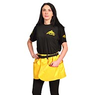 Nylon Skirt with Dog Training Pouches for Treats, Bright Fashion