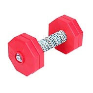 "Toy Dumbbell for Dogs Training ""Intense Ardour"" 1 kg"