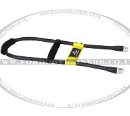 "Elaborated Guide Dog Harness Handle ""Control Handle"""