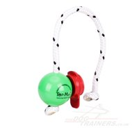 New Top Matic Small Ball for Dog Motivation with MAXI Power-Clip