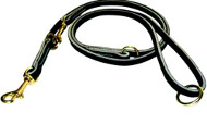 Soft Leather Dog Leash | Baby Soft Dog Walking Lead