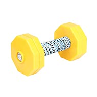 High Quality Toy Dumbbell for Dogs 1 kg