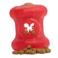 NEW Stimulating Dog Toys for Treat Dispensing&Chewing, Medium