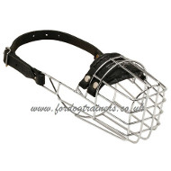 Wire Dog Muzzles for Poodles | Poodle Muzzle, Soft Padded