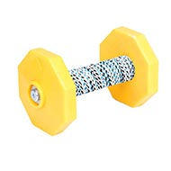 "Dog Dumbells for Sport ""Training Course"" 650 g"